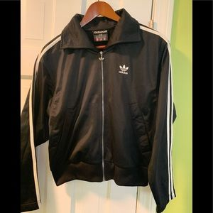 Vintage adidas women track jacket size L